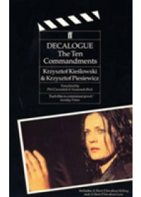 Obálka knihy  Decalogue: The Ten Commandments od Kieslowski Krzysztof, ISBN:  9780571144983