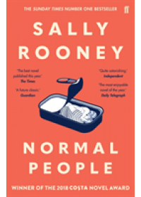 Obálka knihy  Normal People od Rooney Sally, ISBN:  9780571334650