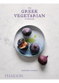 Obálka knihy  Greek Vegetarian Cookbook od Thomas Heather, ISBN:  9780714879130