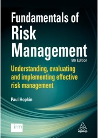 Obálka knihy  Fundamentals of Risk Management od Hopkin Paul, ISBN:  9780749483074