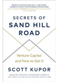 Obálka knihy  Secrets of Sand Hill Road od Kupor Scott, ISBN:  9780753553961