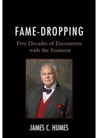 Obálka knihy  Fame-Dropping od Humes James C., ISBN:  9780761870791