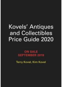 Obálka knihy  Kovels' Antiques and Collectibles Price Guide 2020 od Kovel Kim, ISBN:  9780762468560