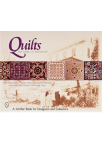 Obálka knihy  Quilts od York County Quilt Documentation Project, ISBN:  9780764311956