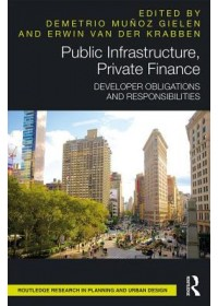 Obálka knihy  Public Infrastructure, Private Finance od , ISBN:  9780815355854
