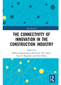Obálka knihy  Connectivity of Innovation in the Construction Industry od , ISBN:  9780815363224