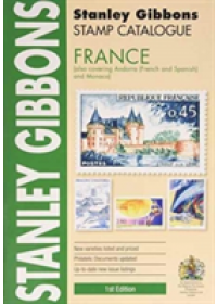 Obálka knihy  Stamp Catalogue od Gibbons Stanley, ISBN:  9780852599389