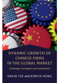 Obálka knihy  Dynamic Growth of Chinese Firms in the Global Market od Tse David (The University of Hong Kong), ISBN:  9781107060128