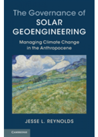 Obálka knihy  Governance of Solar Geoengineering od Reynolds Jesse L. (University of California Los Angeles), ISBN:  9781107161955