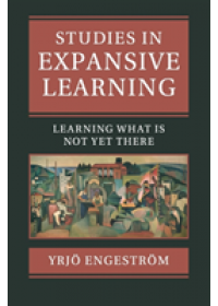 Obálka knihy  Studies in Expansive Learning od Engestroem Yrjoe (University of Helsinki), ISBN:  9781107512443