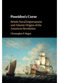 Obálka knihy  Poseidon's Curse od Magra Christopher P. (University of Tennessee), ISBN:  9781107531055