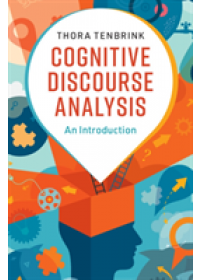 Obálka knihy  Cognitive Discourse Analysis od Tenbrink Thora (University of Wales Bangor), ISBN:  9781108422666