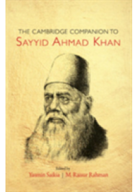Obálka knihy  Cambridge Companion to Sayyid Ahmad Khan od , ISBN:  9781108483872