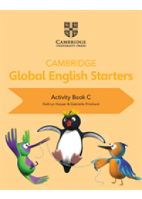 Obálka knihy  Cambridge Global English Starters od Harper Kathryn, ISBN:  9781108700092
