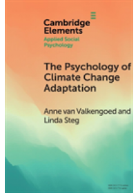 Obálka knihy  Elements in Applied Social Psychology od van Valkengoed Anne (Rijksuniversiteit Groningen The Netherlands), ISBN:  9781108724456