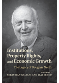Obálka knihy  Institutions, Property Rights, and Economic Growth od , ISBN:  9781108725675
