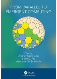 Obálka knihy  From Parallel to Emergent Computing od , ISBN:  9781138054011