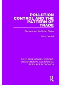 Obálka knihy  Pollution Control and the Pattern of Trade od Demiral Sezai, ISBN:  9781138295148
