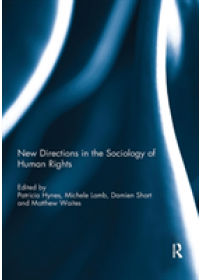 Obálka knihy  New Directions in the Sociology of Human Rights od , ISBN:  9781138295742