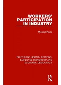 Obálka knihy  Workers' Participation in Industry od Poole Michael (Cardiff University UK), ISBN:  9781138307773