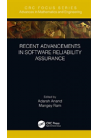 Obálka knihy  Recent Advancements in Software Reliability Assurance od , ISBN:  9781138363397