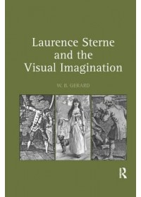 Obálka knihy  Laurence Sterne and the Visual Imagination od Gerard W. B., ISBN:  9781138376038