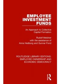 Obálka knihy  Employee Investment Funds od Meidner Rudolf, ISBN:  9781138506640