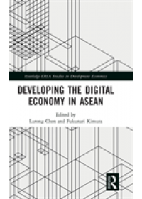Obálka knihy  Developing the Digital Economy in ASEAN od , ISBN:  9781138586062