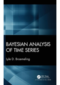 Obálka knihy  Bayesian Analysis of Time Series od Broemeling Lyle D., ISBN:  9781138591523