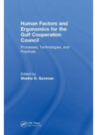 Obálka knihy  Human Factors and Ergonomics for the Gulf Cooperation Council od , ISBN:  9781138597983