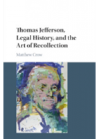 Obálka knihy  Cambridge Historical Studies in American Law and Society od Crow Matthew (Hobart and William Smith Colleges New York), ISBN:  9781316614129