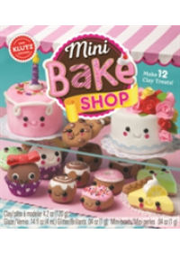 Obálka knihy  Mini Bake Shop od Editors of Klutz, ISBN:  9781338210200