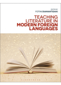 Obálka knihy  Teaching Literature in Modern Foreign Languages od , ISBN:  9781350063013