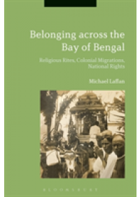 Obálka knihy  Belonging across the Bay of Bengal od , ISBN:  9781350109247