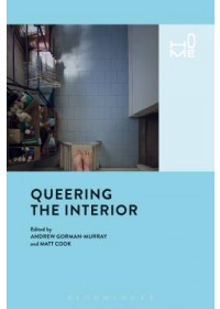 Obálka knihy  Queering the Interior od , ISBN:  9781350116313
