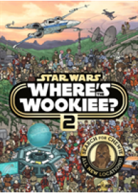Obálka knihy  Star Wars Where's the Wookiee 2 Search and Find Activity Book od Lucasfilm, ISBN:  9781405292931
