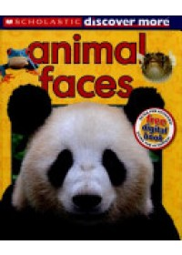 Obálka knihy  Animal Faces od Arlon Penny, ISBN:  9781407148984