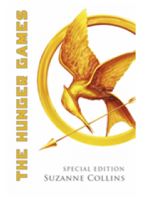 Obálka knihy  Hunger Games od Collins Suzanne, ISBN:  9781407192086