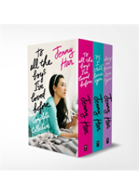 Obálka knihy  To All The Boys I've Loved Before Boxset od Han Jenny, ISBN:  9781407195605