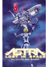 Obálka knihy  Astra Lost in Space, Vol. 5 od Shinohara Kenta, ISBN:  9781421596983