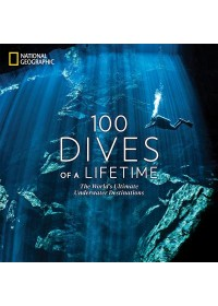 Obálka knihy  100 Dives of a Lifetime od Miller Carrie, ISBN:  9781426220074