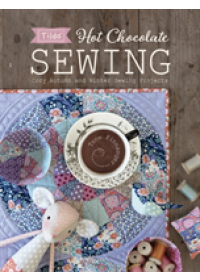 Obálka knihy  Tilda Hot Chocolate Sewing od Finnanger Tone, ISBN:  9781446307267