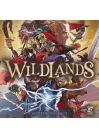 Obálka knihy  Wildlands od Wallace Martin (Game Designer), ISBN:  9781472826954