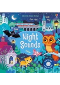 Obálka knihy  Night Sounds od Taplin Sam, ISBN:  9781474933414