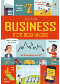 Obálka knihy  Business for Beginners od Bryan Lara, ISBN:  9781474940139