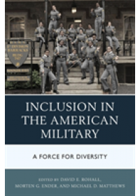 Obálka knihy  Inclusion in the American Military od , ISBN:  9781498528627