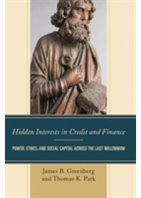 Obálka knihy  Hidden Interests in Credit and Finance od Greenberg James B., ISBN:  9781498545808