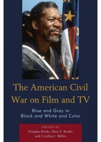 Obálka knihy  American Civil War on Film and TV od , ISBN:  9781498566902