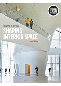 Obálka knihy  Shaping Interior Space od Rengel Roberto J. (University of Wisconsin- Madison), ISBN:  9781501326707