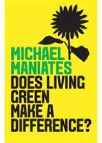 Obálka knihy  Does Living Green Make a Difference? od Maniates Michael, ISBN:  9781509527472
